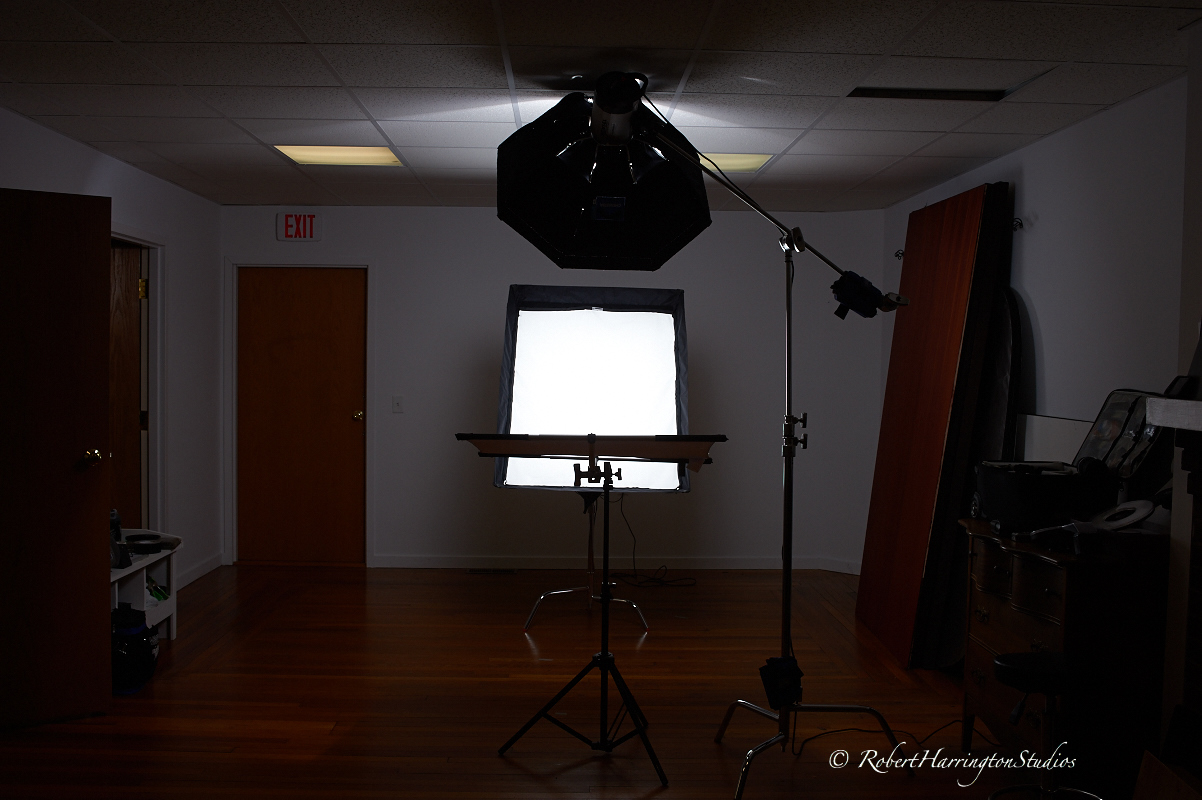 For my Key Light I used a Matthews 40u2033 C-Stand with a Matthews 40u2033 Hollywood Grip arm to get my light above and keep the light stand off to one side for ... & Chimera |